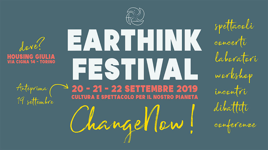 Earthink Festival 2019 - ComuniCARE