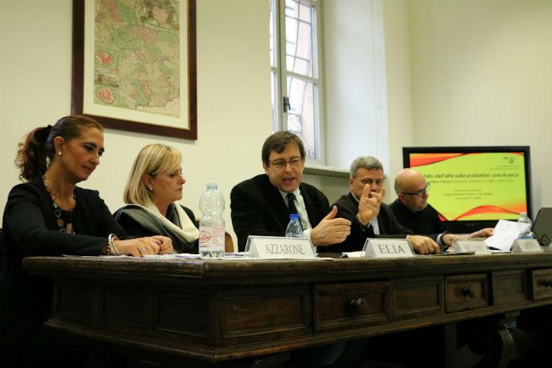 Non solo carcere: l'esecuzione penale esterna in Piemonte